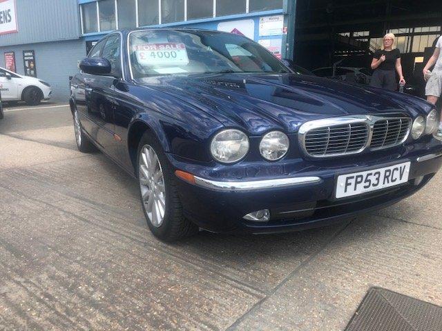 2003 Jaguar XJ6 3.0 V6 For Sale (picture 2 of 6)