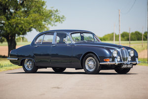 1967 Jaguar S-Type 3.4