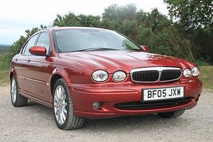 2005  Jaguar X Type 2.0 V6 'S' (Just 15,000 miles)