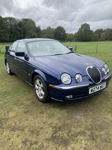 2000 Jaguar s type 3.0 v6 se automatic