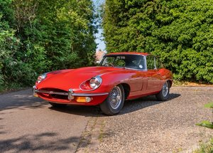 1970 Jaguar E-Type Coupe For Sale