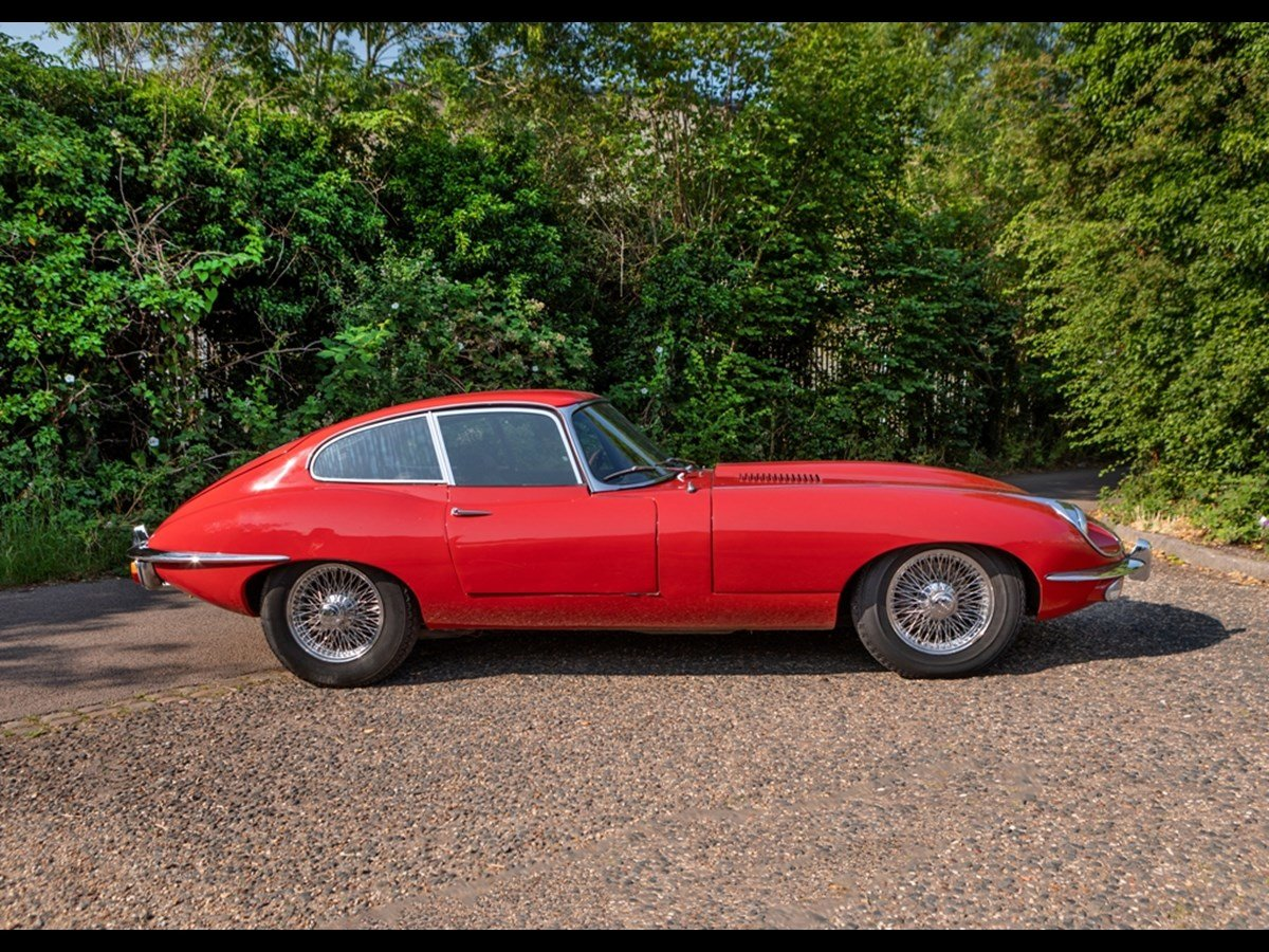 1970 Jaguar E-Type Coupe For Sale (picture 2 of 6)