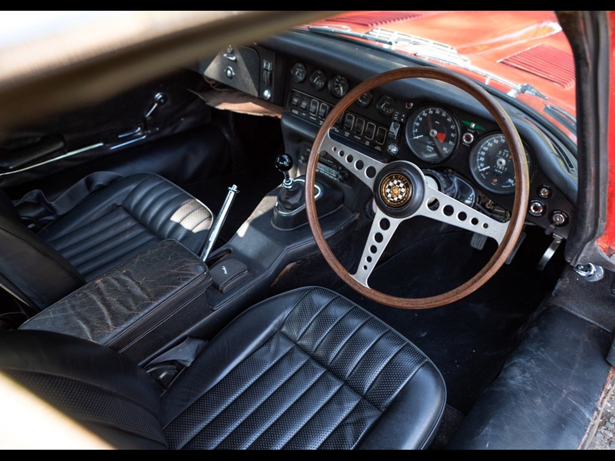 1970 Jaguar E-Type Coupe For Sale (picture 4 of 6)