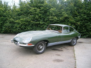 Picture of 1964 Jaguar 'E' Type Series 1 FHC For Sale