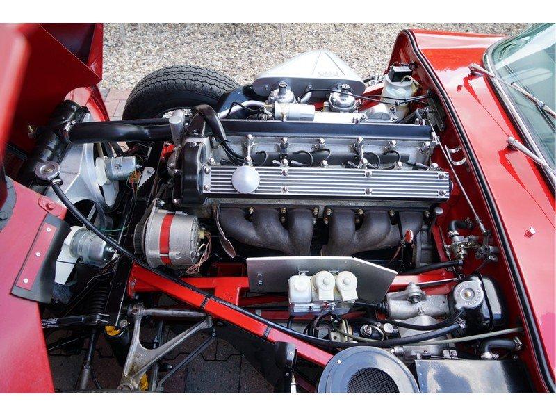 1969 Jaguar E-Type Series 2 Original colours, new interior For Sale (picture 3 of 6)