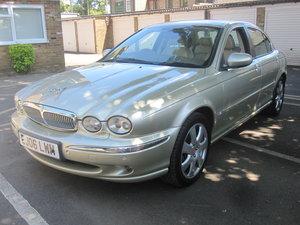 Jaguar X Type 3.0 Petrol Auto