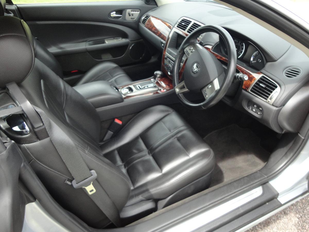 2007 Jaguar XK 4.2 V8 Automatic Coupe For Sale (picture 6 of 6)