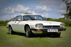 XJS Pre HE - Exceptional Condition