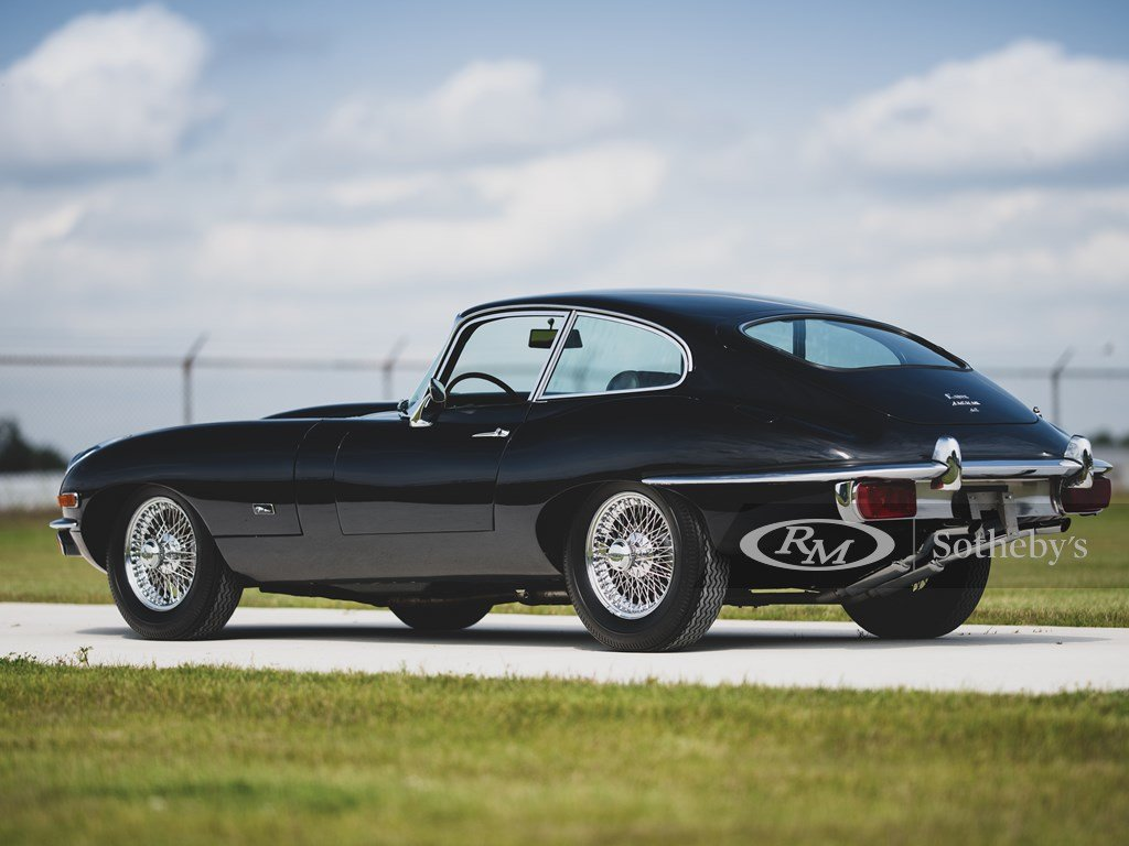 1971 Jaguar E-Type Series 2 4.2-Litre Fixed-Head Coupe  For Sale by Auction (picture 2 of 6)