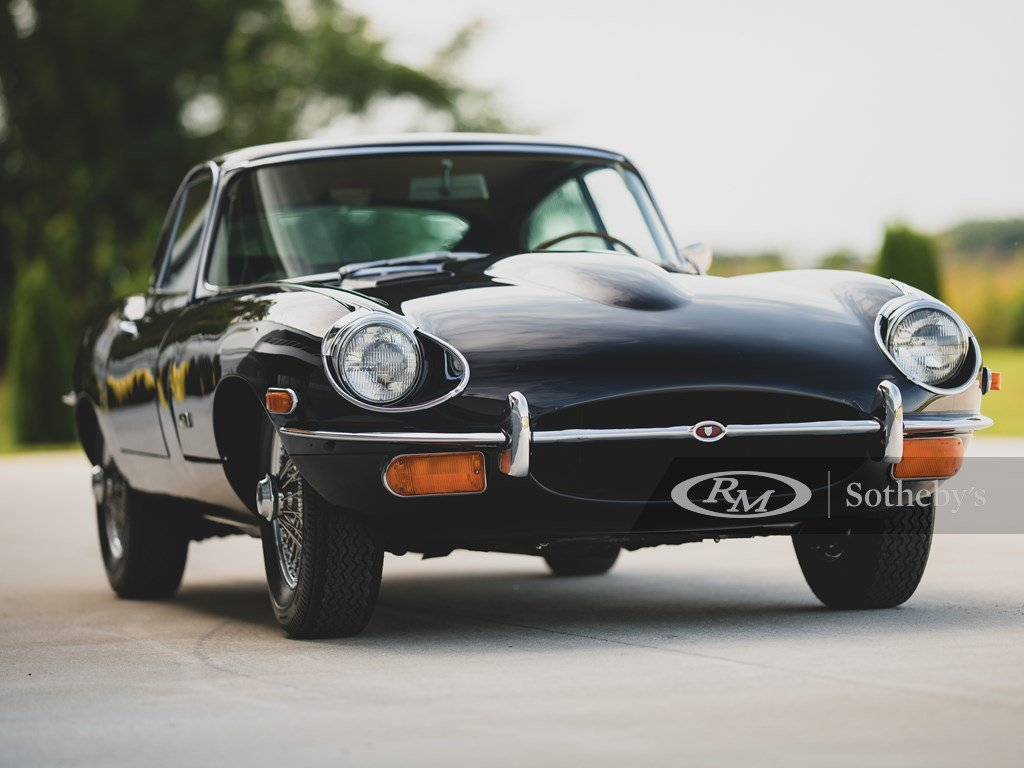 1971 Jaguar E-Type Series 2 4.2-Litre Fixed-Head Coupe  For Sale by Auction (picture 6 of 6)