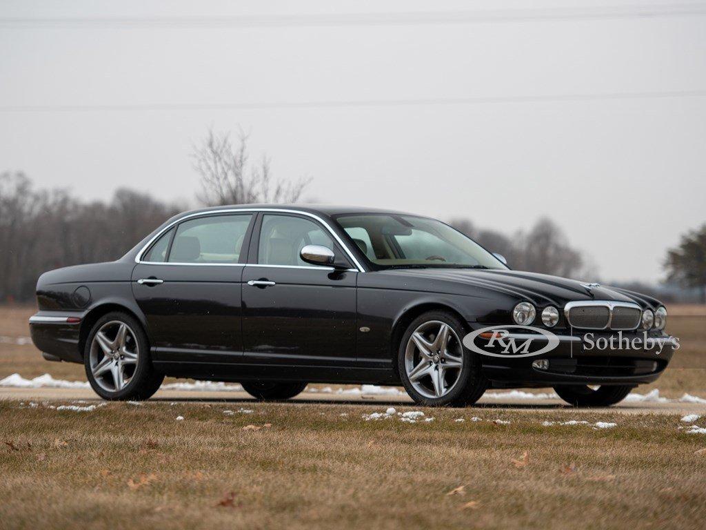 2006 Jaguar Super V8  For Sale by Auction (picture 1 of 6)