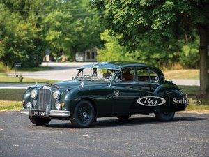1956 Jaguar Mark VII M