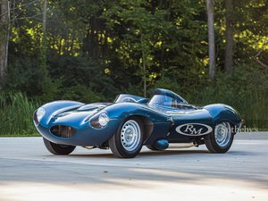 1955  Jaguar D-Type Continuation