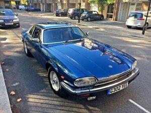 Jaguar XJS V12 auto long MOT