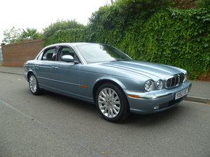 Picture of JAGUAR XJ8 SE 4.2 Ltr (X-350) 2003   28,000 miles only For Sale