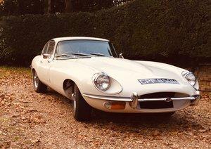 1970 Jaguar E-Type Series 2FHC