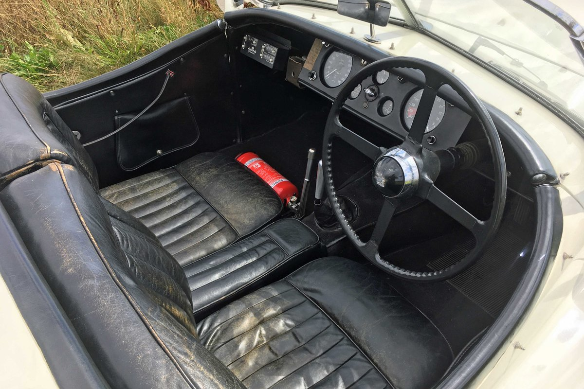 Jaguar XK120 OTS RHD 1951 - exceptional rally history For Sale (picture 5 of 6)
