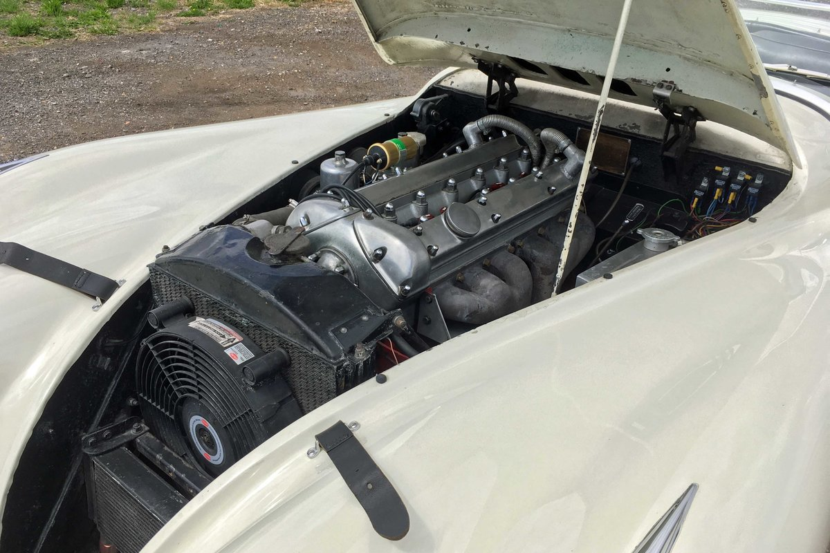 Jaguar XK120 OTS RHD 1951 - exceptional rally history For Sale (picture 6 of 6)