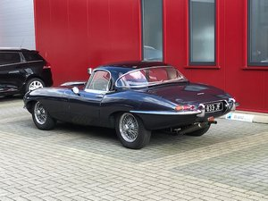 Orginal Hard-Top for jaguar E-type 3.8 and 4.2