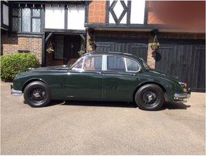 1963 Mk2 jaguar