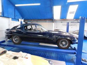 1969 JAGUAR E TYPE S2 PROJECT For Sale