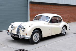 1956 Jaguar XK140 FHC  For Sale