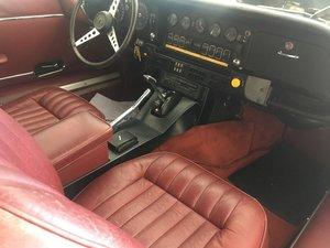 1973 Jaguar E Type V12 Coupe