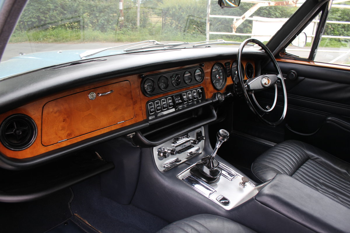 1970 Jaguar XJ6 2.8 Manual with Overdrive 47900 Miles For Sale (picture 11 of 24)
