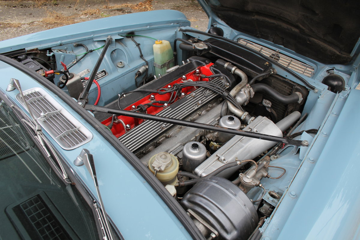 1970 Jaguar XJ6 2.8 Manual with Overdrive 47900 Miles For Sale (picture 19 of 24)
