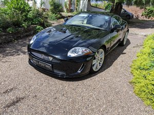 2010 JAGUAR XKR 5.00 SUPERCHARGED.  23,000 miles only