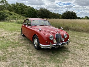 Picture of 1967 Jaguar Mk2 3.4 RHD For Sale