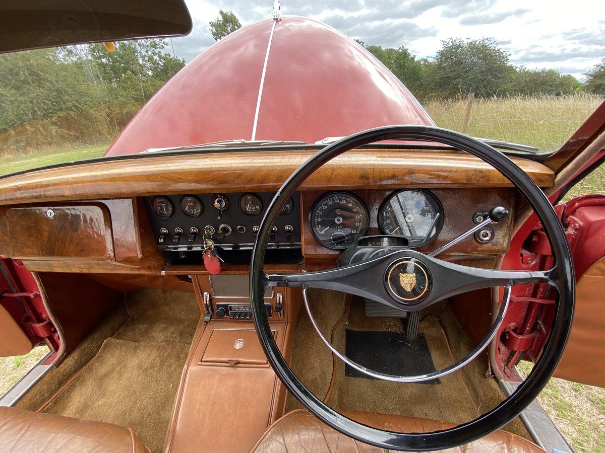 1967 Jaguar Mk2 3.4 RHD Special 10% off For Sale (picture 3 of 6)