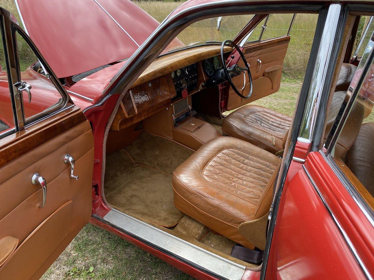 1967 Jaguar Mk2 3.4 RHD Special 10% off For Sale (picture 4 of 6)
