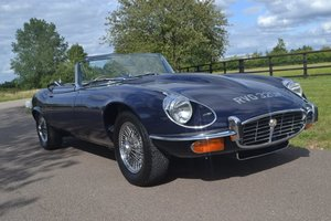 Picture of 1974 E Type V12 Roadster fully restored For Sale