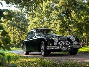 1959 Jaguar XK 150 S 3.8 Fixed Head Coupe