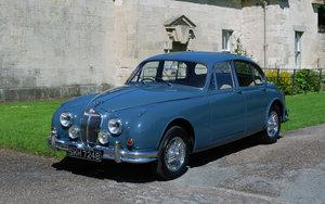 A beautiful example of a Mk2 3.4 Jaguar