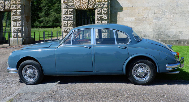 1964 A beautiful example of a Mk2 3.4 Jaguar For Sale (picture 2 of 6)