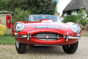 1961 Jaguar E-Type Series One 3.8