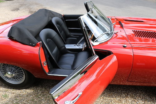1961 Jaguar E-Type Series One 3.8  For Sale (picture 5 of 6)