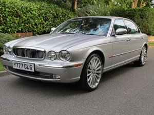 Picture of 2005 JAGUAR SUPER EIGHT SUPER V8 LWB 1 OWN and NOW SOLD to Mr G J