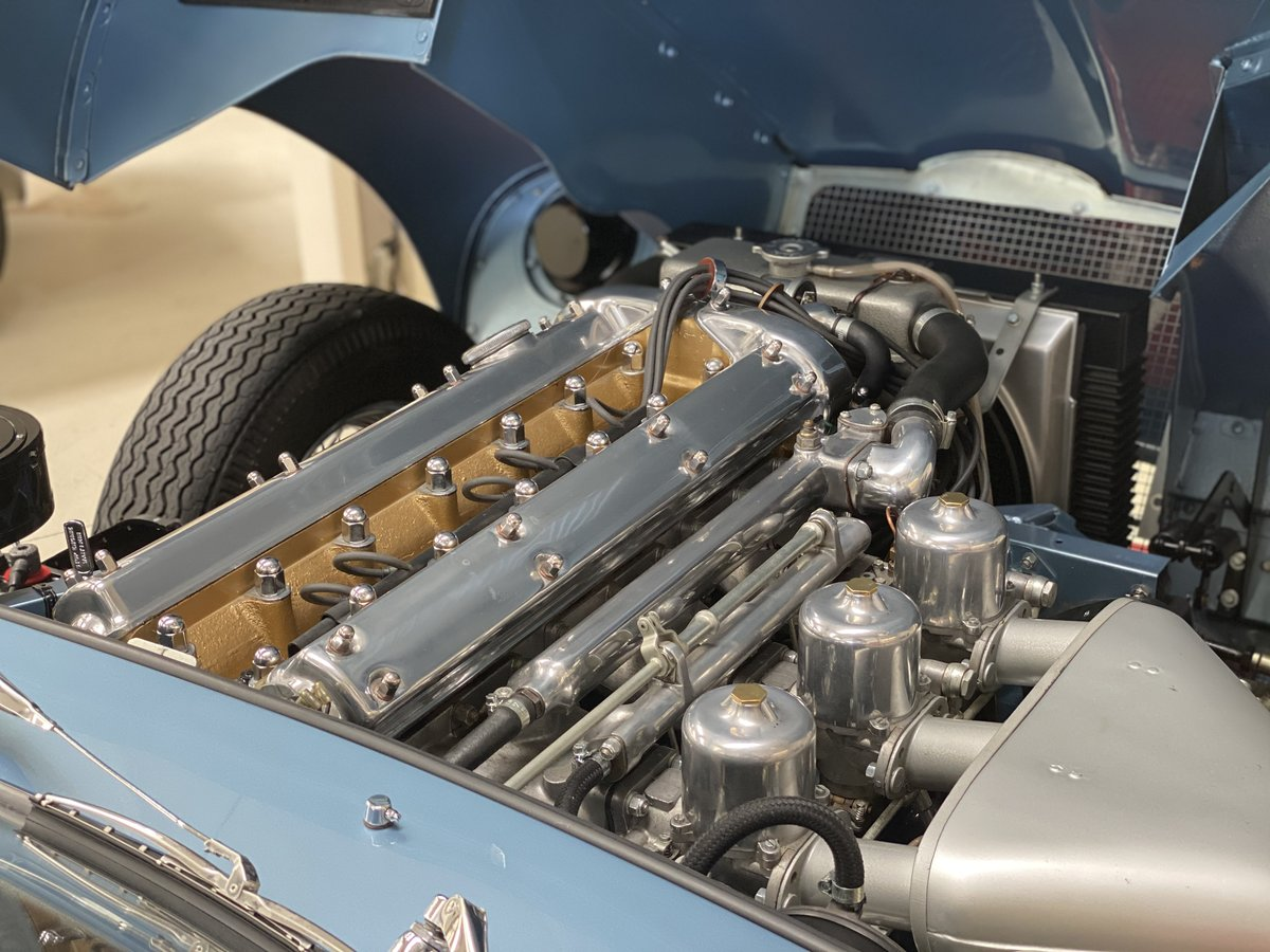 1962 Series 1 Jaguar 3.8 E-Type Roadster  For Sale (picture 5 of 6)