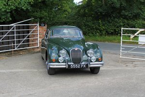 Picture of 1960 Jaguar XK150 3.8 S UK Matching Numbers and Colours For Sale
