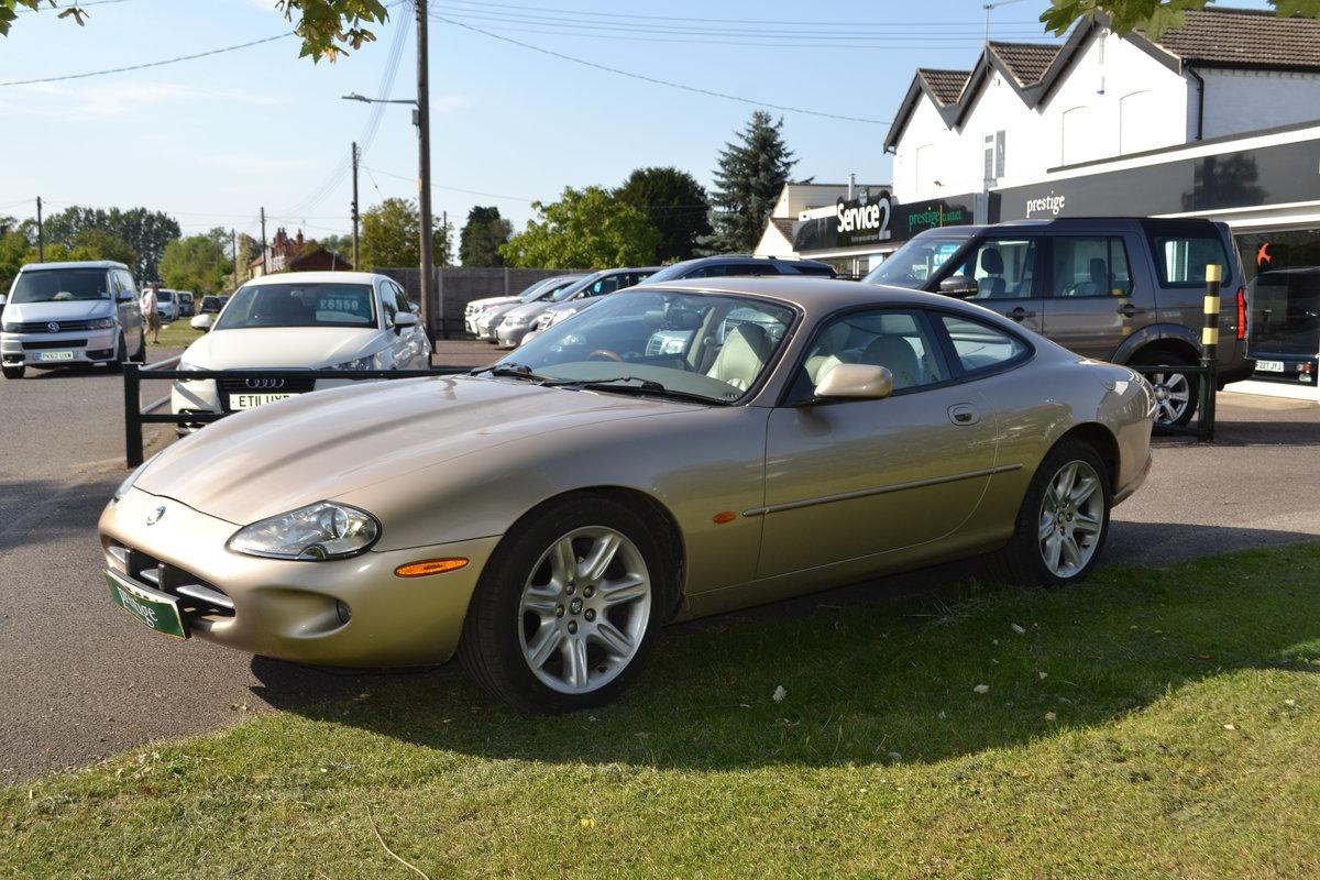 1998 Jaguar XK For Sale (picture 1 of 6)