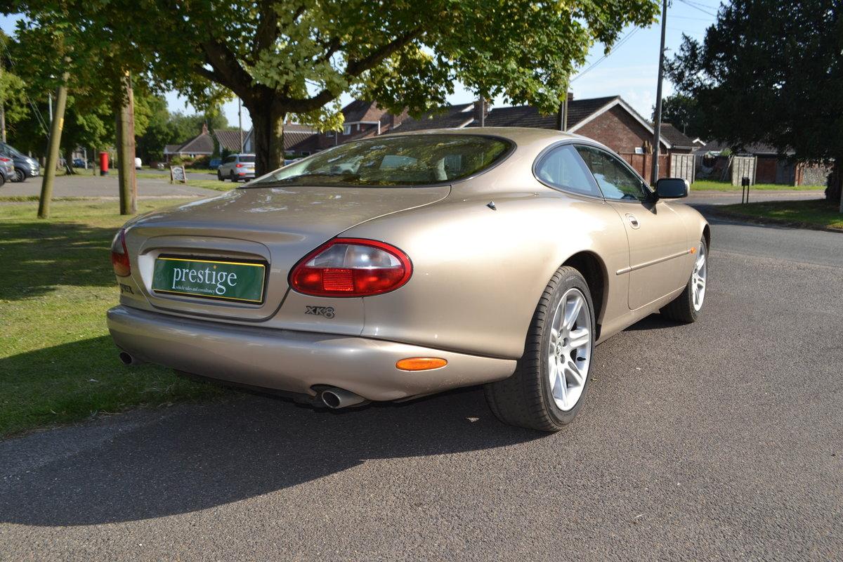 1998 Jaguar XK For Sale (picture 3 of 6)