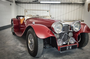 1978 Jaguar SS 100 Replica For Sale