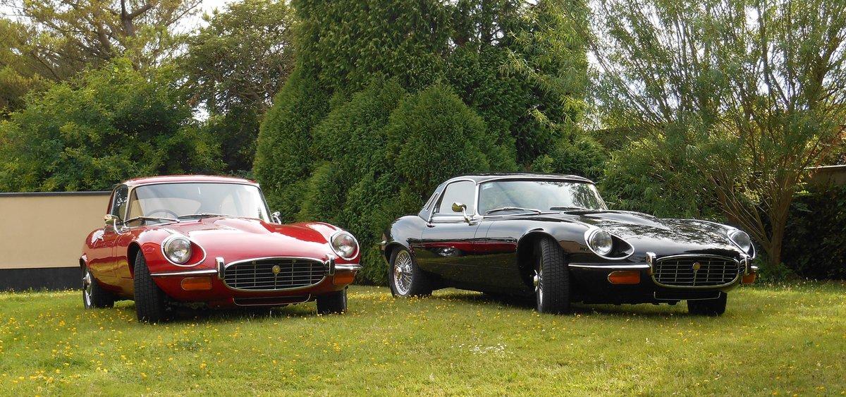 1974 Jaguar E Type V12 Commemorative. SOLD (picture 4 of 6)