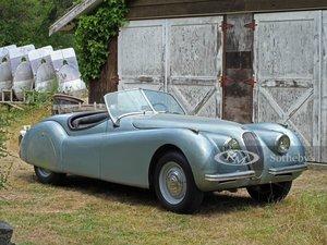 1950 Jaguar XK 120 Alloy Roadster Barn Find