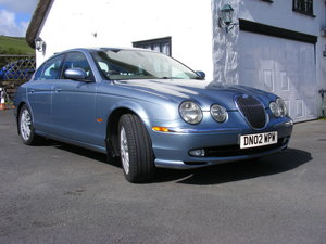 Jaguar S type 4.2 V8 SE