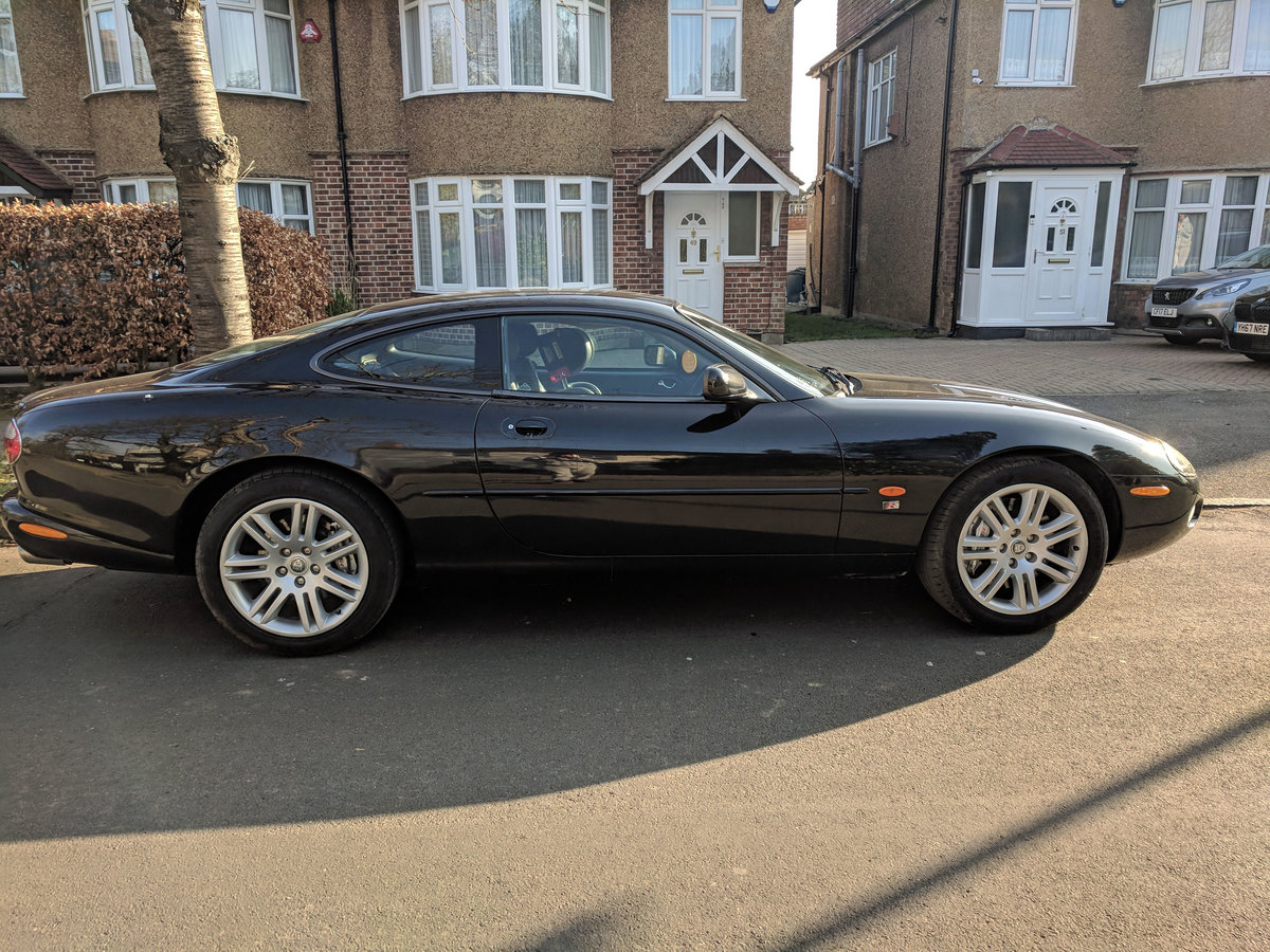 2003 Jaguar XKR Coupe For Sale (picture 4 of 4)