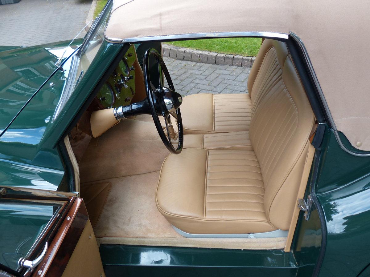 1953 Jaguar XK 120 Drop Head Coupe LHD For Sale (picture 4 of 6)